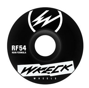 Kółka Wreck - Square Cut RF Black