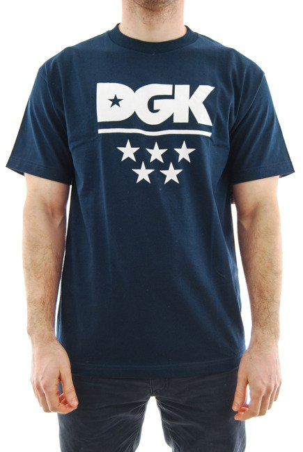 Koszulka DGK - All Star navy