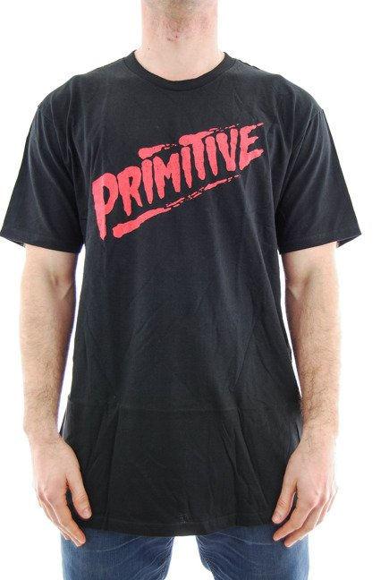 Koszulka Primitive - Slasher Script Tee Black