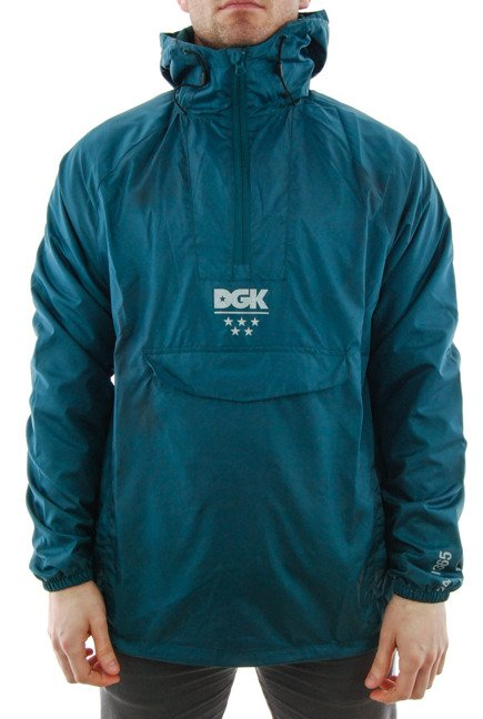 Kurtka DGK - Custom Windbreaker Jascket Green