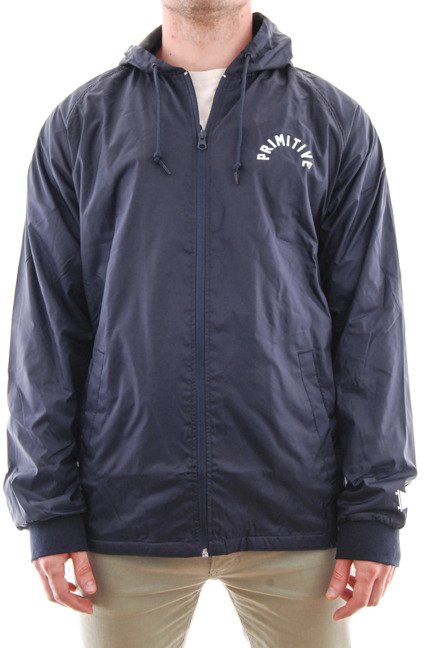 Kurtka Primitive - Big Arch Windbreaker Navy