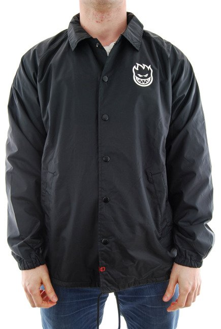Kurtka Spitfire - Steady Rockin' Bighead Coaches Jacket Black