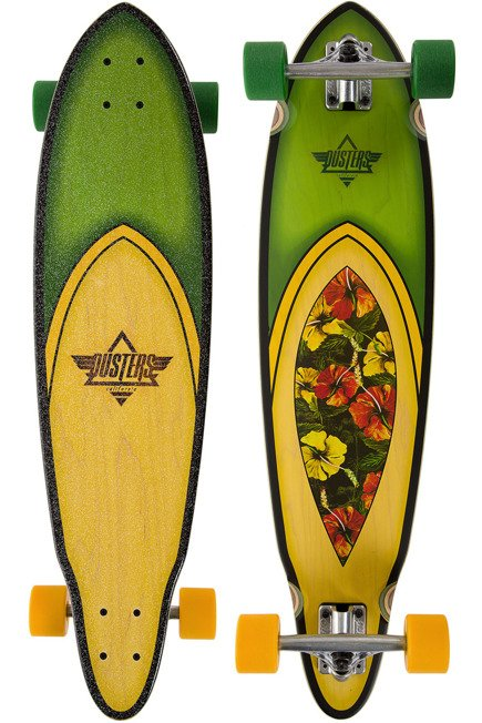 "Longboard Dusters California - ""Fin"" Hawaiian 35"""