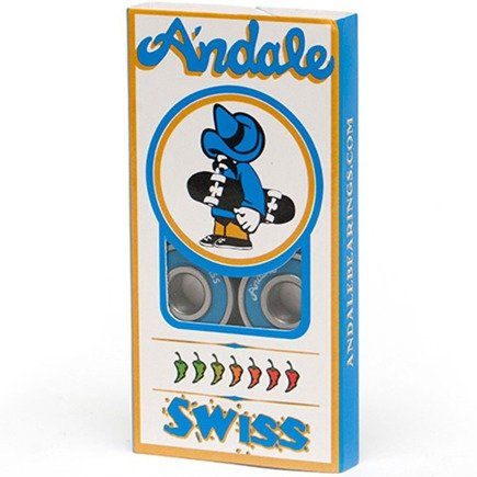 Łożyska Andale Bearings -  Swiss Blue