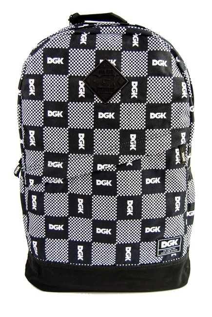 Plecak DGK - Checkers Backpack