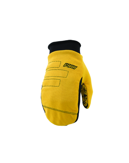 Rękawice snowboardowe POW Gloves - High Five Mitt Yellow