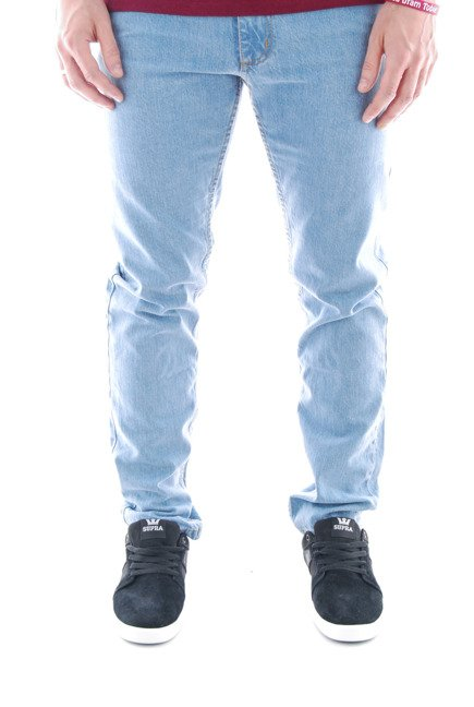 Spodnie Elade - Selvedge Light Blue Denim
