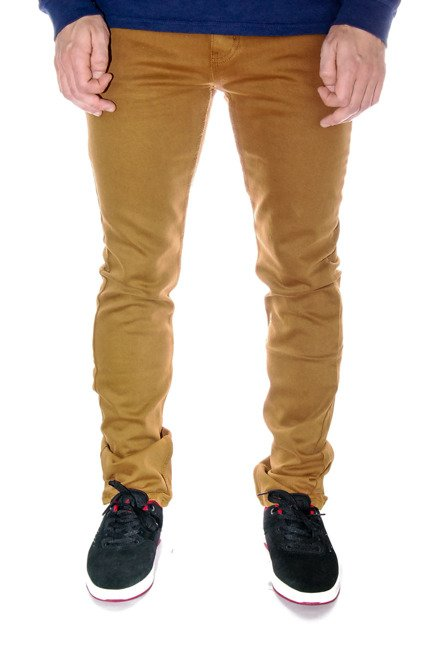 Spodnie Emerica - Pure Slim Denim (brown)