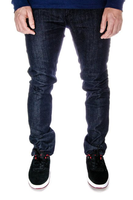 Spodnie Emerica - Pure Slim Denim (indygo raw)