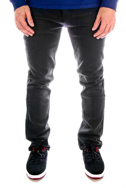 Spodnie Emerica - Pure Stright Denim (black520)