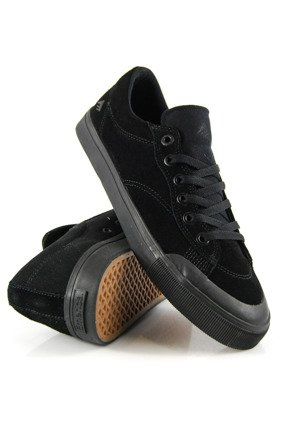 Buty Emerica  - Indicator Low Black/Black/Gum