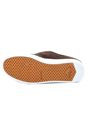 Buty Emerica  - The Figueroa Brown/White/Gum