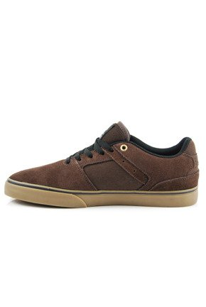 Buty Emerica - The Reynolds Low Vulc Brown/Gum/Gold