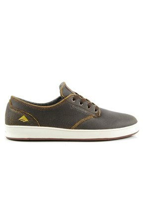 Buty Emerica  - The Romero Laced Brown/Gum/Gold