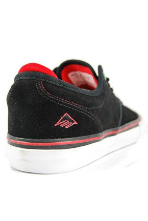 Buty Emerica  - Wino G6 X Sriracha black/red