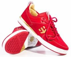 Buty Etnies - Aventa Red/Gold