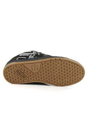 Buty Etnies - Metal Mulisha Fader 2 Black/Grey/White