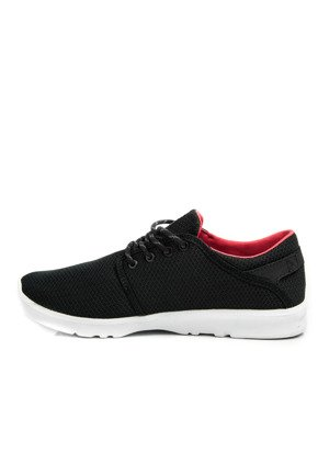 Buty Etnies - Scout Black/Grey/Red