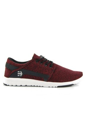 Buty Etnies - Scout Black/Red/Black