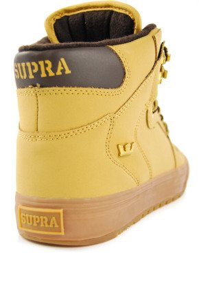Buty Supra - Vaider Cw Amber Gold - Light Gum
