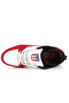 Buty éS  -  SLB Mid White/Red