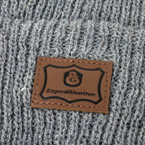 Czapka Expedition One Patch - Gray