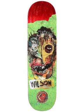 Deck Foundation - Wilson Yo Copio Face