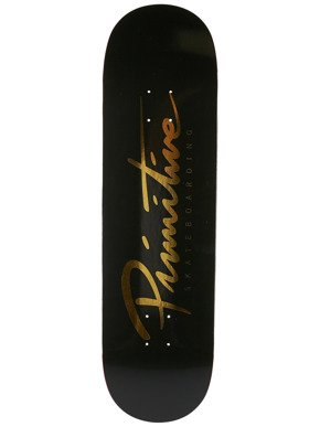 Deck Primitive - Nuevo Black/Gold