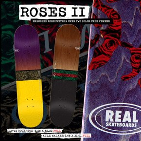Deck Real - Davis Roses Full NEW Plus size!!