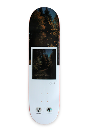 Deck Stereo - FILM PHOTOGRAPHIC JASON LEE YOSEMITE