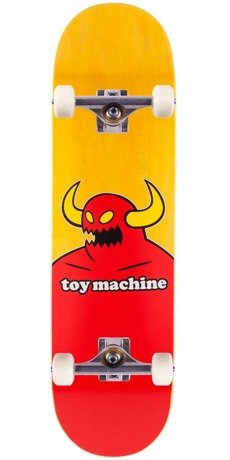 Deska kompletna Toy Machine - Monster Yellow