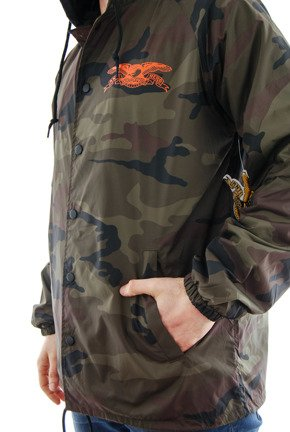 Kurtka Antihero -  Stock Eagle Coaches Jacket Camo