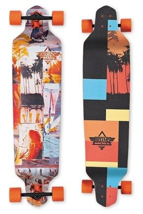 Longboard Dusters California - Call Days