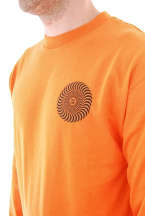 Longsleeve Spitfire - Covert Classic Orange/Black