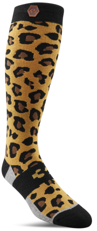 Skarpety Thirty Two - Womens Cheetan Gold