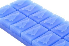 Wosk Primitive -  Ice Tray Wax Blue