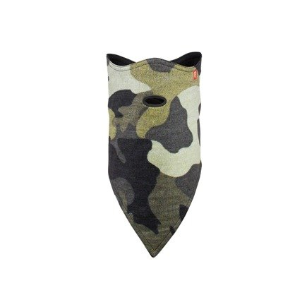 Airhole Facemask - Standard | 2 Layer Camouflage S/M