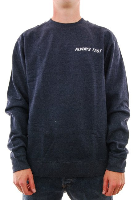 Bluza Andale - Capital A Crew  Navy Heather