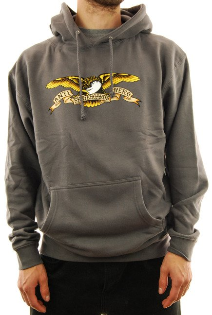 Bluza Antihero - Eagle charcoal