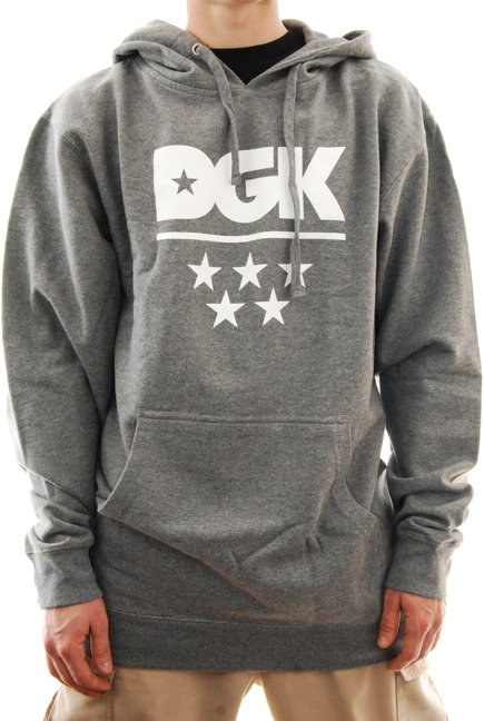 Bluza DGK - All Star 3 heather