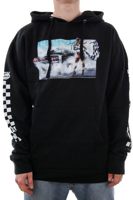 Bluza DGK - Burnout black