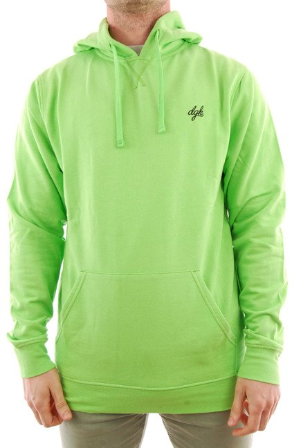 Bluza DGK - Loud Custom Lime