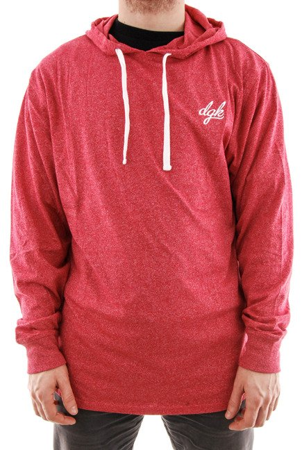 Bluza DGK - Rivington Custom red