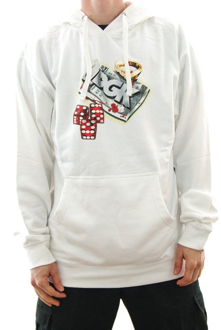 Bluza DGK - Roll out white