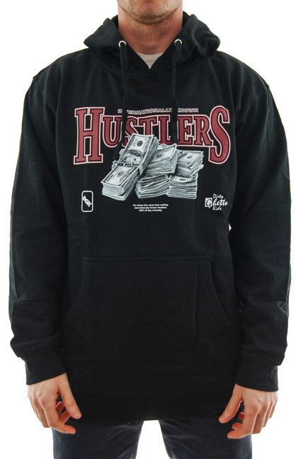 Bluza DGK - Team Hustle black