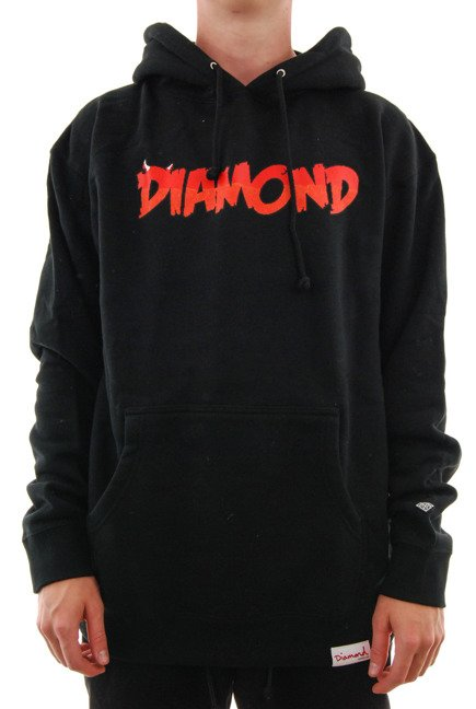 Bluza Diamond Supply Co. - See you soon Black