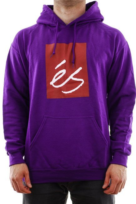 Bluza Es - Main Block HD purple