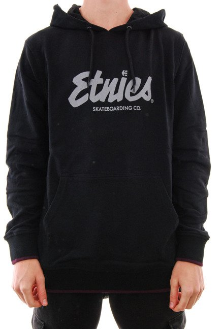 Bluza Etnies - Speed pullover black