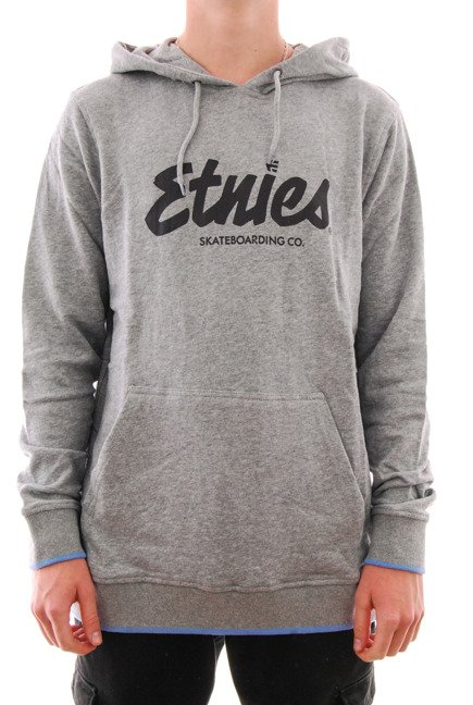 Bluza Etnies - Speed pullover grey/heather