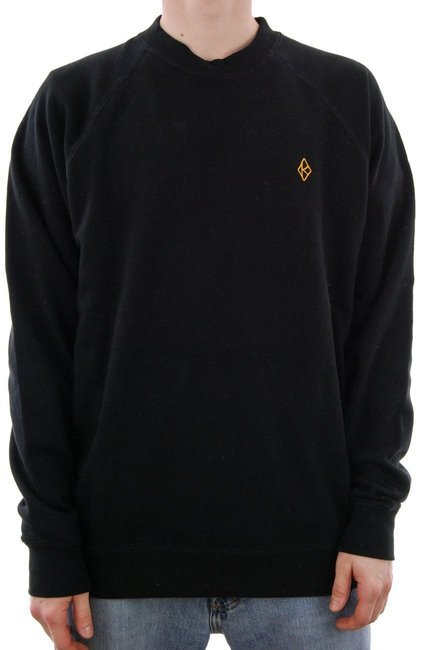 Bluza Krooked - Crew black